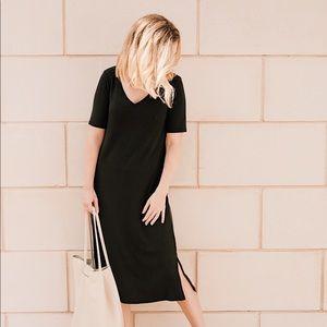 NEW BRASS Everyday Midi Dress